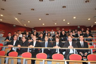 Promotion M2GIL 2011-2012